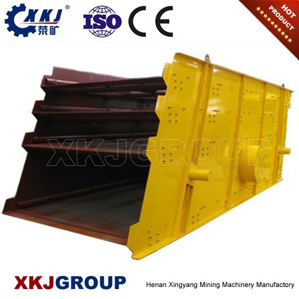 CE,ISO,SGS and GMC certificates quality xxsx hot vibrating screen with famous vibrating screen mesh in china factory