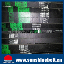high quality of large industrial mitsuboshi v belt china sizes low price