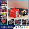 Hot Sale Mini 5D Theater 6