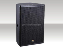 "15"" speaker plywood speaker box ,full range speakers for concert"