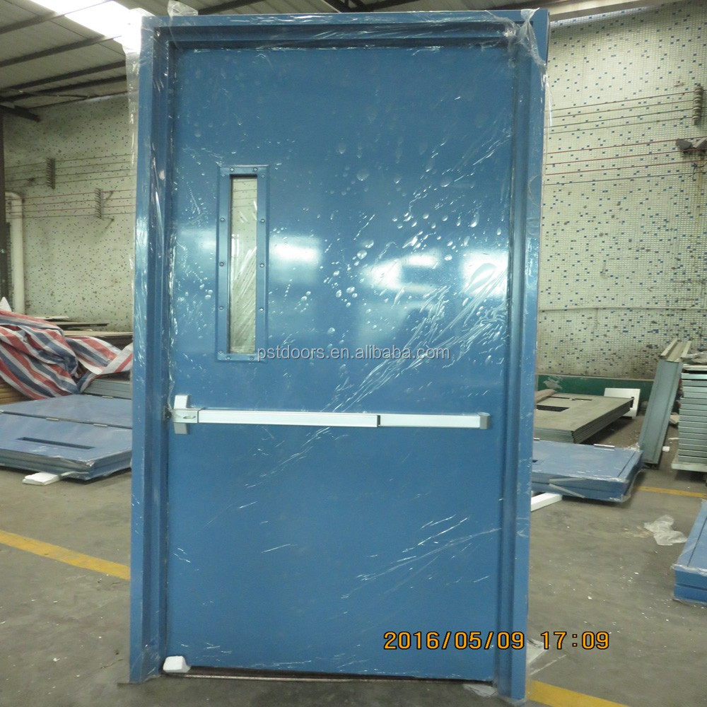fire proof door,fire rated doors,hollow metal louver door