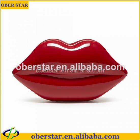 for iPhone5 5S 3D Sex Lip Designed Silicone Handbag Phone Case Cover