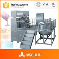 1000L Chocolate Processing Plant Honey High Shear Mixer