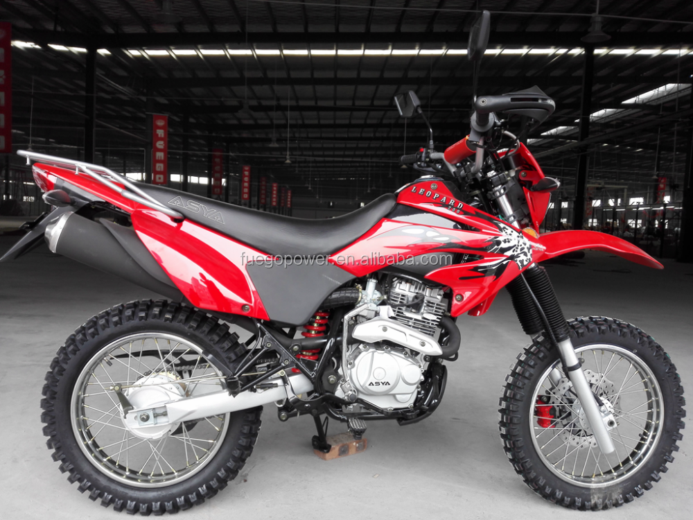 New chinese off road dirt bike motorcycle with ZONGSHEN engine cheap