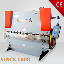 ANHUI DASHENG WF67K 3000kn series hydraulic bending machine digital controll