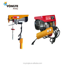 Made in China 220V /110V 100kg electric hoist