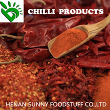 High Quality Dehydrated Small Red Chilli