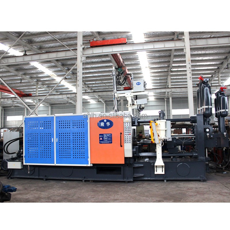 Full Automatic aluminium injection 700T Cold Chamber Die Casting Machine,