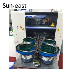 Competitive Assembly Line For Led Lamp,High Production SMT Lens Pick and Place Machine With CE Certificate