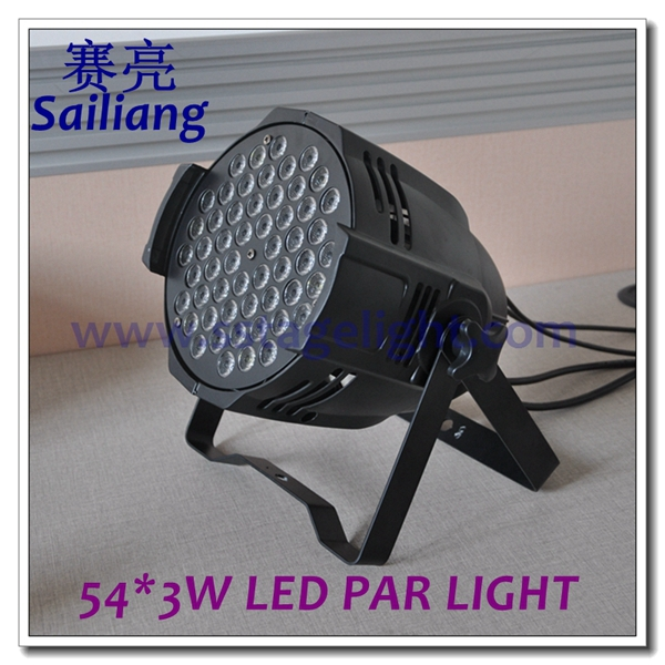 54x3w rgbw/stage lighting/dragon mart dubai disco lights