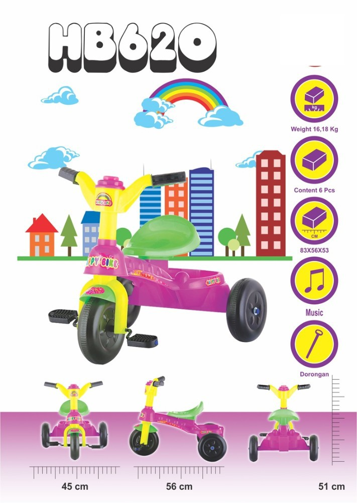 KIDS RIDE-ON TOYS HB620