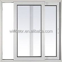 Tropical country heat-insulation doors/windows with insects screen, factory direct low costs house windows