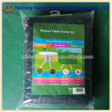high quality waterproof PE tarpaulin table cover furniture cover