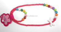 costume jewellery wholesale, beads style necklace jewelry