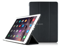 Ultra thin tablet flip PU leather smart case cover for 2017 iPad Pro 2 10.5