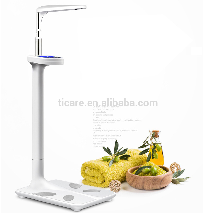 Medical Portable  Digital Led  Mechanical Baby Scale