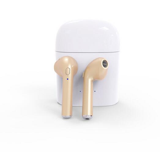 Factory wholesale bluetooth headset earphone HBQ I7 TWS with charge case