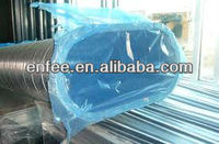 blue PE protective film for vent--duct protective film