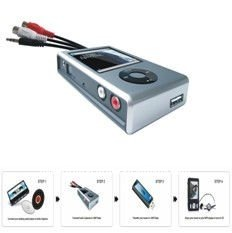 Audio Grabber & Player directly from factory at lowest price