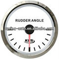 52mm Rudder angle gauge SY09102 (87-900ohm) with Rudder angle sensor