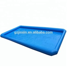 Deep Large PVC Inflatable Square Kids Adult Swimming Water Pool For Sale