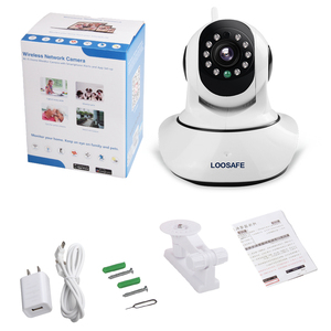 1080P Wireless IP Camera WiFi Baby Monitor Home Security Night Vision Pan/Tilt PTZ Camera
