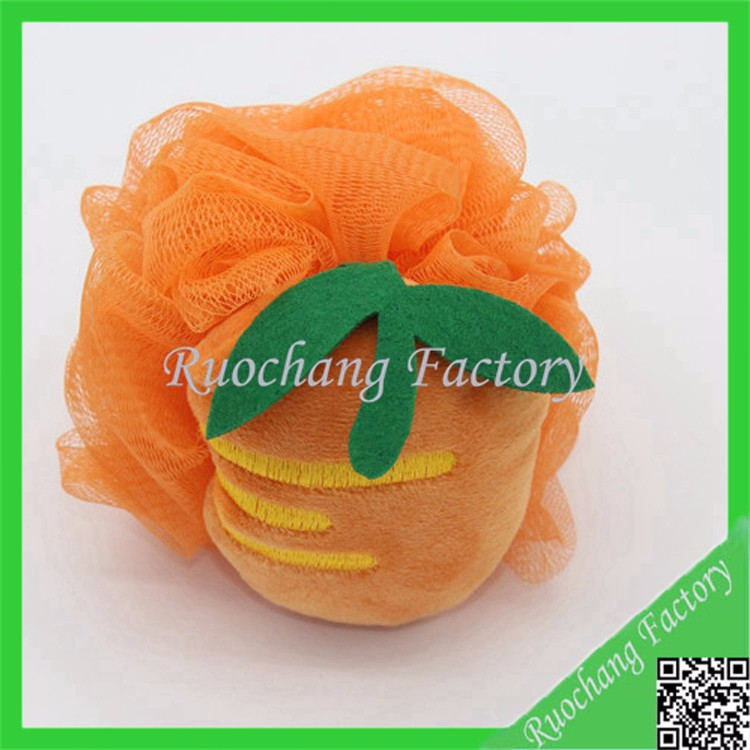 Cheapest Custom Shaped Loofah Mesh Bath Sponge