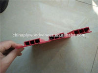 WPC shuttering board Hard and strong WPC plastic board Plastic Shuttering Board