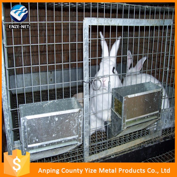 hotsell plastic pet product of rabbit cage