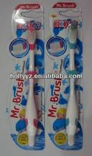 2013 hot sale new design kids anime camping toothbrush