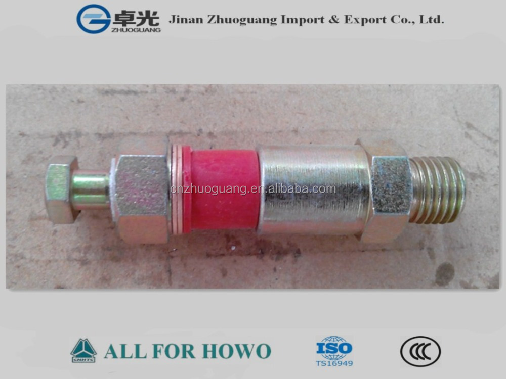 High-pressure pump oil return valve for Howo VG2600080213
