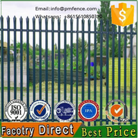 strong and durable constraction excellent protection fence