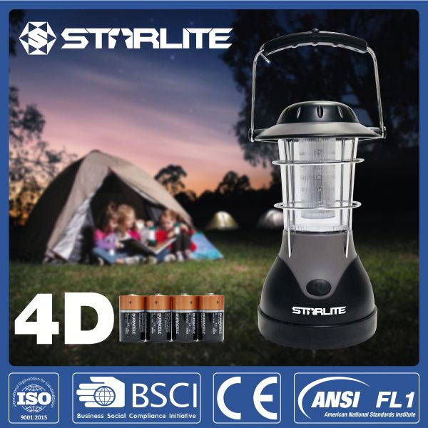 STARLITE 4*D ABS military tent light