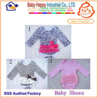 2014 Short Sleeve Summer Outwear embroidery designs of baby suit