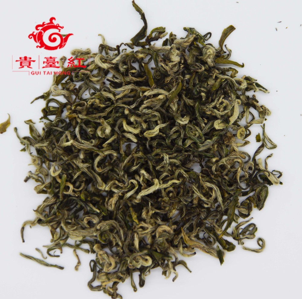 high grade healthy beauty organic loose bulk green tea