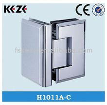 shower room glass door hinge & hinged tin containers
