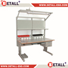 Lab workbench ESD protection (Detall)