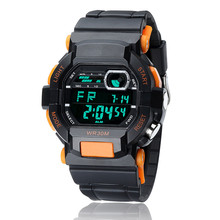 Factory price quartz analog digital watches for man