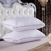 Wholesale beautiful white memory foam pillow