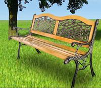 Wood and cast iron parts garden arch designs wrought iron garden bench