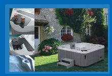 Specialist Degaulle Hot Tubs Outdoor used