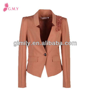 Woman Jacket Fashion Office Female Coat 2013-2014 Women Wear Elegant Blazers For Ladies - Buy ...