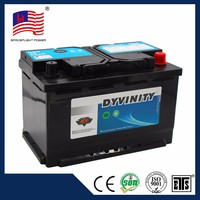 New style DYVINITY 72AH electric car battery