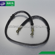 motorcycle spare part front disc brake hose used for MOTOMEL SKUA