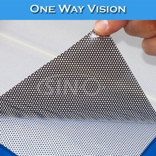Solvent Printing Interior One Way Vision Privacy Window Film