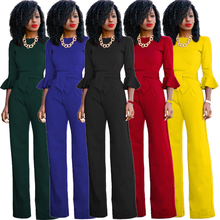 lx10445a hottest design clothes women african clothes ladies sexy jumpsuits