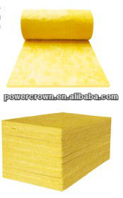 glass fiber blanket mineral wool thermal insulation Hebei China