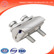 parallel groove clamp clip/gun wire link accessories/cable splicing fitting/electric aluminium alloy power line fitting