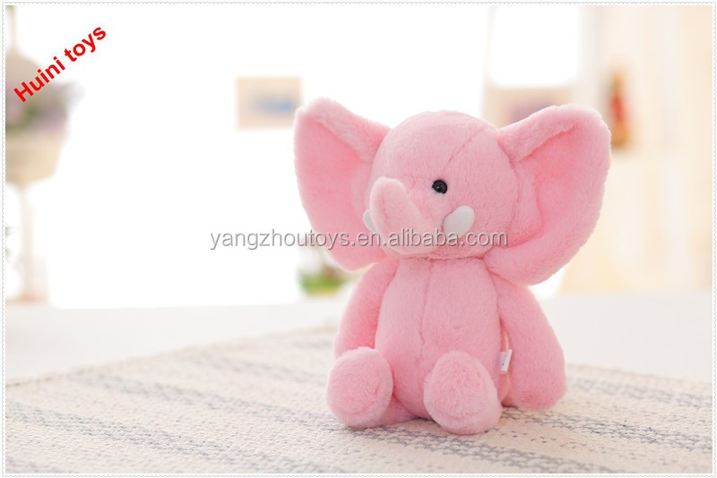 alibaba supplier wholesale elephant plush with big ears