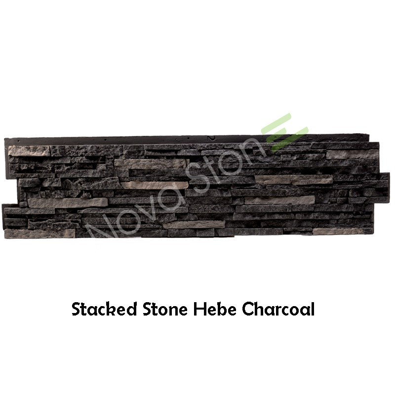 online shopping PU foam stacked stone veneer stone cladding